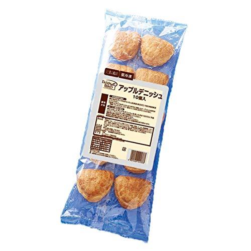 【冷凍】テーブルマーク アップルデニッシュ 10個 業務用 冷凍パン 菓子パン 朝食