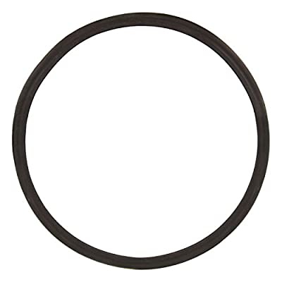 Paint Pressure Pot Tank Lid Replacement Rubber Gasket for 2.5 to 2.8 Gallon (10 Liter) Paint Pressure Tanks