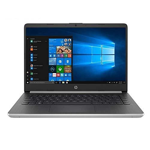 HP 14-inch FHD IPS Anti-Glare Display Laptop PC, Intel Core i5-1035G1 up to 3.6GHz, 12GB DDR4, 256GB PCIe M.2 SSD, Bluetooth, Backlit Keyboard, HD Webcam, WiFi, Windows 10 w/Tigology Mousepad