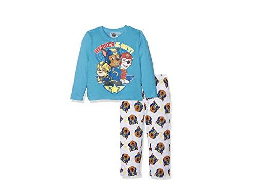 Paw Patrol Pyjama Schlafanzug türkis (116)