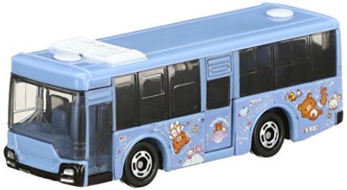 Takara Tomy Tomica No.8 Mitsubishi Fuso Aero Star Tachikawa bus × Rilakkuma (box)