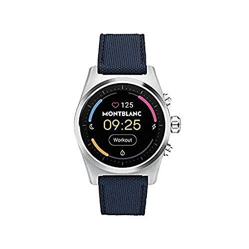 Montblanc Smartwatches Fashion para Hombre 128411