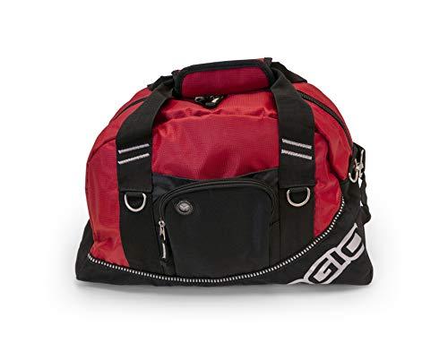 Ogio Half Dome Duffle Bag, Red Ohrstöpsel, 20 cm, Black