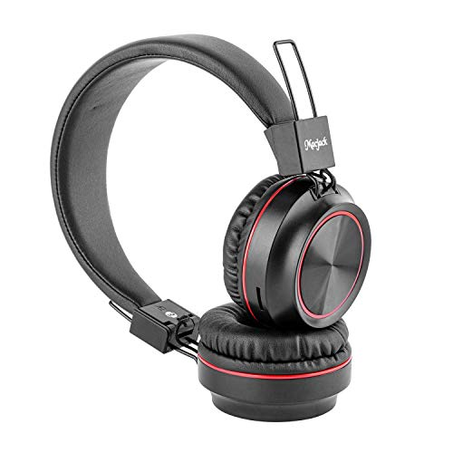 Macjack Wave 300 On Ear Bluetooth Headphones with Thumping...