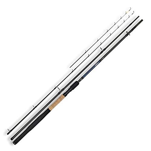Daiwa N'ZON Light Medium Feeder - Caña de pescar (3,96 m, 80...