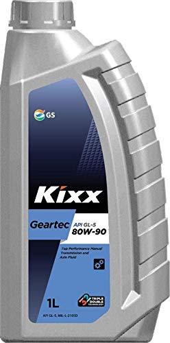 Aceite 80w90 marca Kixx
