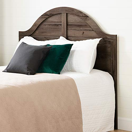 South Shore Prairie Full Headboard (54'), Fall Oak