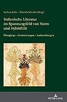 Italienische Literatur Im Spannungsfeld Von Norm Und Hybriditaet: Uebergaenge - Graduierungen - Aushandlungen