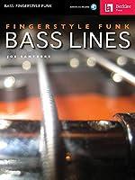 Fingerstyle Funk Bass Lines (Bass: Fingerstyle Funk)