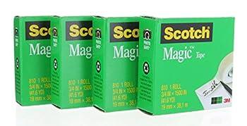 Best scotch magic tape refill Reviews