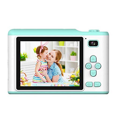 APcjerp Kamera-HD 1080P Recorder 800W Pixel Simulation Mini Digital Kinderkinder Kamera mit 32G Speicherkarte Jungen-Mädchen-kreativen Geschenk Hslywan (Color : Blue)