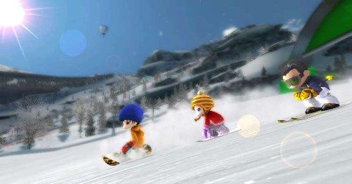ファミリースキーワールドスキー&スノーボード-Wii