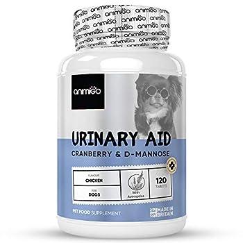 Découvrir Urinary Aid Animigo – pour prendre soin de la santé urinaire de votre chien, Animigo vous propose son complément alimentaire spécialement formulé à partir d'ingrédients naturels. Il accompagnera votre chien s'il a du mal à uriner ou à contr...