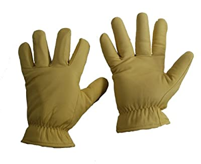 Glove Guys Leather Insulated Work Gloves