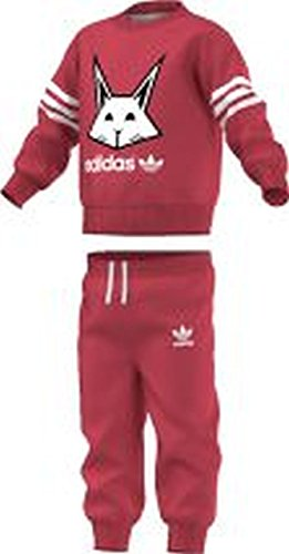 Adidas Originals Baby Meisjes Trainingspak Konijn Pasen Gift Set
