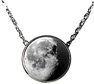 Customized Birth Moon Slide Necklace