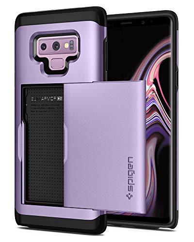 Spigen Slim Armor CS Designed for Galaxy Note 9 Case (2018) - Lavender