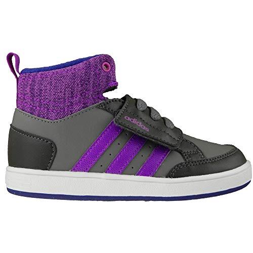 Adidas Neo - Zapatos Primeros Pasos de Sintético para niña