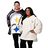 Pittsburgh Steelers NFL Reversible Team Color Camo Hoodeez