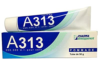 A313 Vitamin A Pommade (Closest Version to Avibon Available) by Pharma Developpement