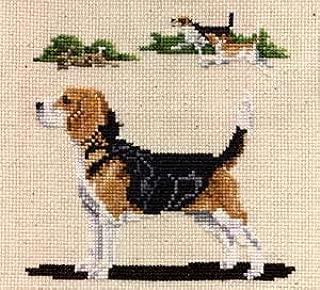 Pegasus Originals Beagle full body Counted Cross Stitch Chart