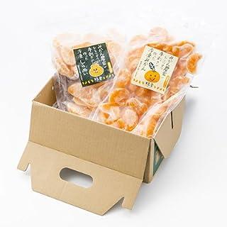 粒楽(冷凍みかん・冷凍しらぬい) 500g×各1袋 愛媛宇和島産完熟温州みかんと不知火を冷凍