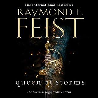 Queen of Storms cover art