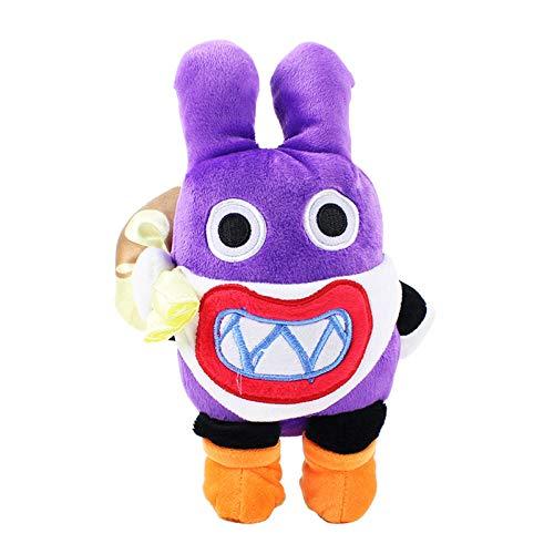 VGSD® Stofftier Super Mario Spiel Anime Serie Mario Plüsch Puppenspielzeug Unsichtbarer Dieb Kaninchen Pilz Samen 18Cm