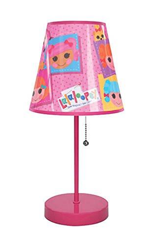 Lalaloopsy - Lámpara de mesa (40,6 cm), color rosa