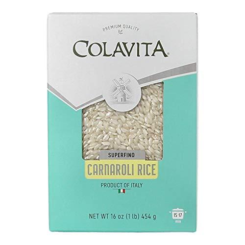 Colavita Superfine Carnaroli Rice, 1 Pound