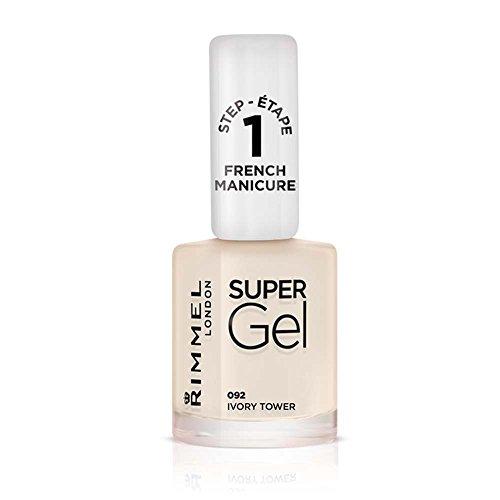 Rimmel London French Manicure # 091Supergel, English Rose, 12ml.