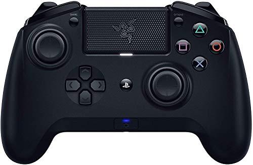 Razer Raiju Tournament Edition Wireless/Wired Gaming Controller PS4/PC Schwarz