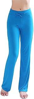 AvaCostume Women's Soft Drawstring Modal Cotton Sporting Yoga Sporting Pants