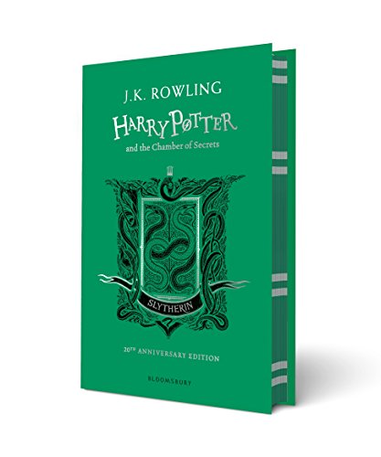 HP And The Chamber Of Secrets. Slytherin Edition (Harry Potter)