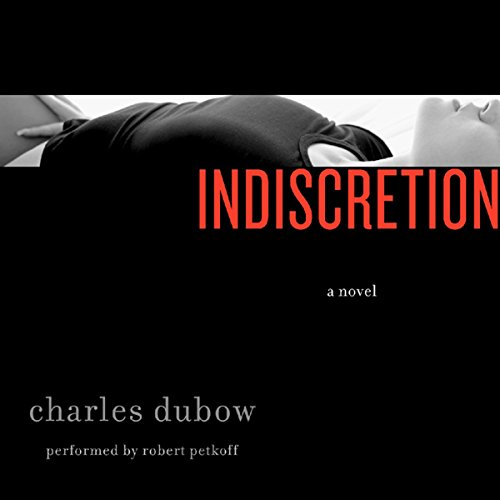 Indiscretion audiobook cover art