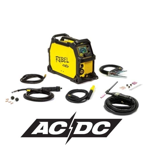 ESAB REBEL EMP 205 ic AC/DC