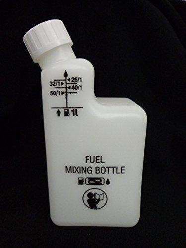 Mischflasche f.2-takt-gemische