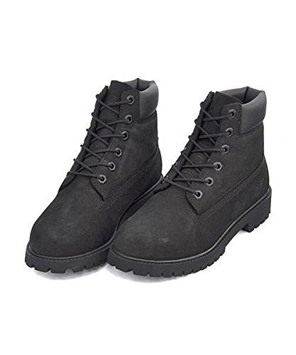 [ティンバーランド] レディース ワークブーツ 6インチ プレミアム ウォータープルーフ ブーツ 防水 雨 雪 靴 カジュアル アウトドア 6inch PREMIUM WATERPROOF BOOT 12907 ブラック 23.5cm