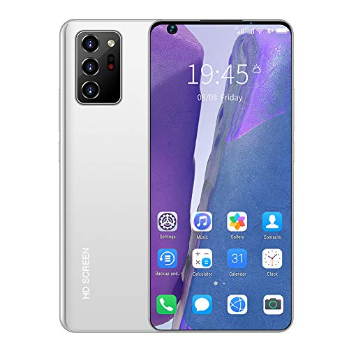 GSM 3G Cheap Unlocked Cell Phone, Android 10 Quad-core 1GB + 4GB, 6.82inch HD Screen, Dual SIM Card, Three Card Slots, 2MP + 2MP Camera