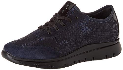 Frau Sneakers, Scarpe con Lacci Donna, Blu, 38 EU