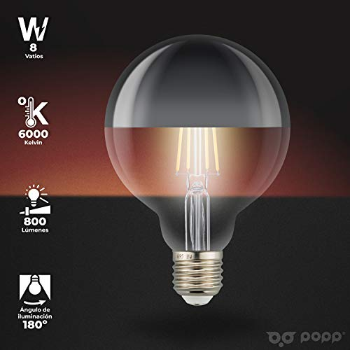 Popp Bombillas LED