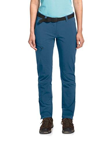 maier sports femme Inara slim pantalon de randonnée , bleu ( ensign blue ), Taille 38