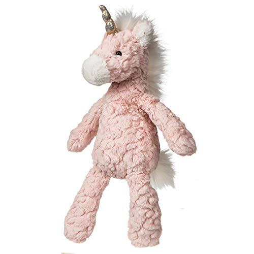 Mary Meyer Blush Putty Stuffed Animal Soft Toy, Unicorn, 13-Inches