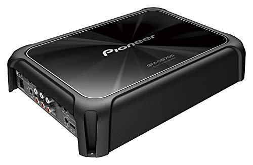 Great Deal! Pioneer GM-D9705 Class-D 5-Channel Amplifier with Wired Bass Boost Remote