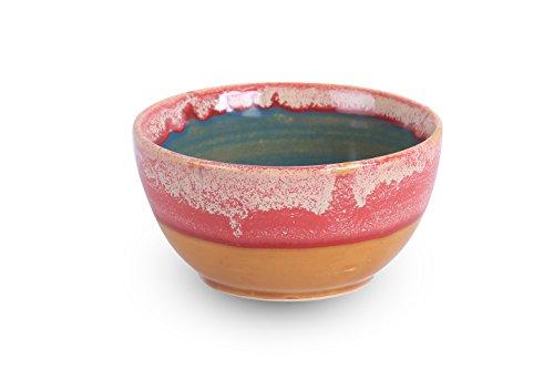 Caffeine Handmade Ceramic Dinner Set/Contemporary Studio Art Dinner Set -37 Piece