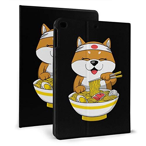 Japanese Ramen Lover Slim Lightweight Smart Shell Stand Cover Case for iPad air1/2 9.7' Generation,Auto Wake/Sleep