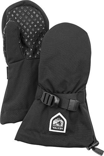 HESTRA Fjellvott Fäustlinge Kinder Black Handschuhgröße 5 2020 Handschuhe