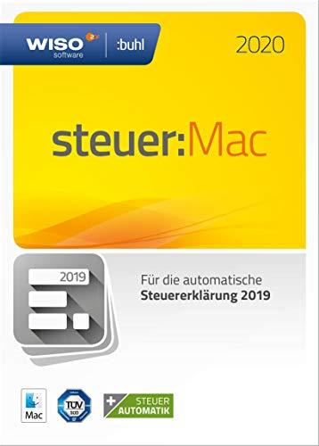 WISO steuer:Mac 2020 (für Steuerjahr 2019) |Mac Aktivierungscode per Email