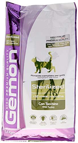 gemon cat sterilized kg 1.5