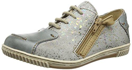 Rovers Damen Sneakers, Grau (niebla/niebla), 37